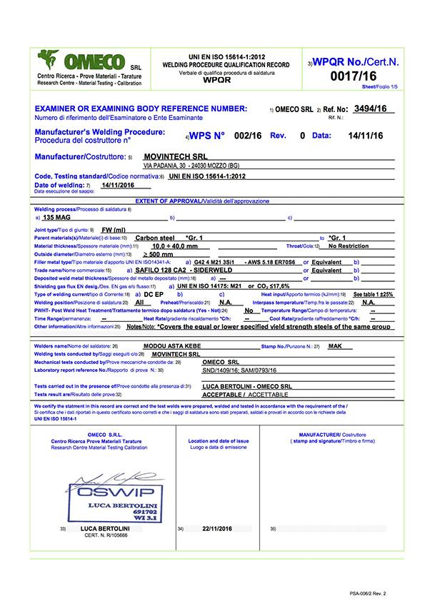 certificati-movintech